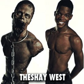 Theshay West