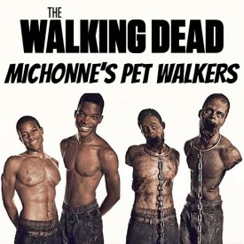 Theshay West and Moses Mosely- Michonne's Pets