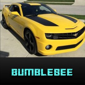 BUMBLEBEE®  Replica Car