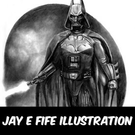 Jay E Fife Illustration