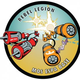 Rebel Legion Mos Espa Base