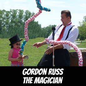 Gordon Russ the Magician